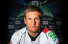Chris Henry's journey from 'wee blonde prop' to Ulster captain