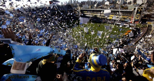 17 months in the making, Argentina gears up for electric Superclásico