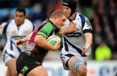 John Andress: On the outside looking into Ireland's shallow prop pool