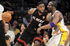 Heat and Lakers to battle it out for NBA title