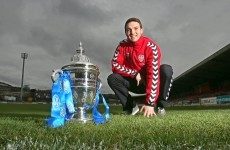 Interview: Kevin Deery talks Derry's season and the FAI Cup final