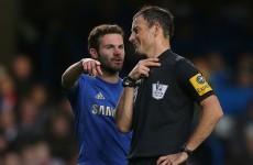 Clattenburg controversy: Mata, Torres did not hear comment, says Romeu
