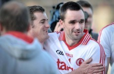 McMenamin retires from Tyrone