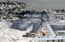 Shell confirms superstorm Sandy triggers oil spill