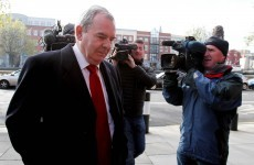Seán Quinn goes to jail for nine weeks