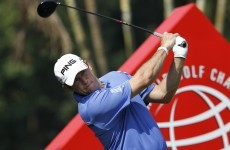 Westwood's 61 catches Oosthuizen at HSBC