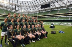Preview: New faces in both camps, but Ireland meeting old school Springboks