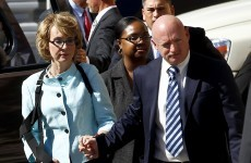 Gunman gets life for Arizona shooting that wounded Congresswoman