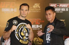 Uncaged: China to get its first taste of UFC action