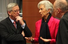 Video: Greece left waiting for aid as EU and IMF disagree