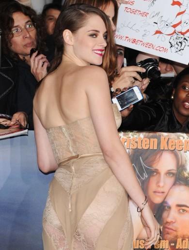 Pics: Kristen Stewart's undie-flashing dress… and 4 even bigger fashion mysteries