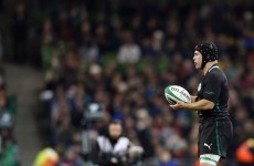 'I don't see myself as a South African rugby player at all' – Richardt Strauss