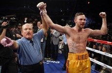I will become world champion for Steward, promises Andy Lee