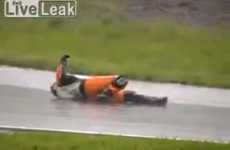 The YouTube top 10: because Brazilian motorcyclists have a penchant for going down easily