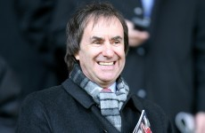 Here are the 6 accounts that inform Chris de Burgh on Twitter