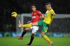 As it happened: Norwich v Manchester United, Premier League
