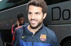 Cesc Fabregas brings wrong passport to Moscow, detained in airport ahead of Champions League tie