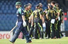 "Ireland to host Australia ""A"" in Ashes warm-up"