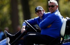 Darren Clarke: McIlroy's the new Tiger