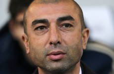 Roberto di Matteo sacked by Chelsea