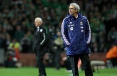 Raymond Domenech: Henry's handball? All part of the game