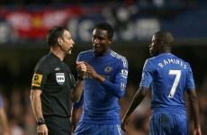 Cleared: FA throw out racism complaint against referee Mark Clattenburg