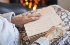 Why older people struggle to read fine print – study