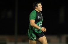Going nowhere: Buckley signs new deal with Connacht