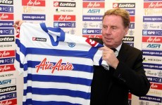Harry Redknapp sends rallying call ahead of QPR's 'big challenge'