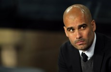 Brazilian FA rule out Josep Guardiola as coach