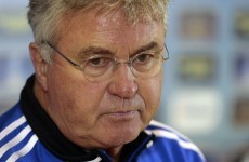 Hiddink to quit coaching at season's end