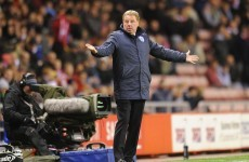 Green stars as QPR grab point on Redknapp debut