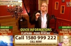 TV3 axes Psychics Readings Live show