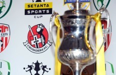 Clubs await Setanta Sports Cup fate