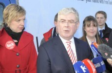 FLASHBACK: Eamon Gilmore says Labour won't cut child benefit
