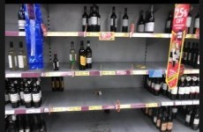 7 people who were really keen to get cheaper wine…