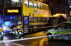 Dublin: Pedestrian dies in city centre incident