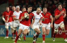 As it happened: Munster v Saracens, Heineken Cup