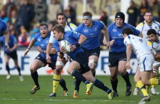 As it happened: Clermont Auvergne v Leinster, Heineken Cup