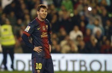 VIDEO: All 86 of Lionel Messi's goals in 2012
