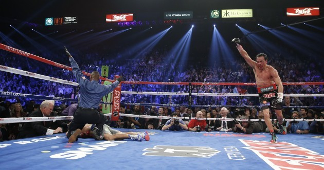 Closing bell? Calls in Philippines for Pacquiao to retire