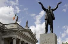 1923 docs reveal Britain's fears over James Larkin's return to Ireland