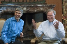 Google news: Eric Schmidt out, Larry Page in