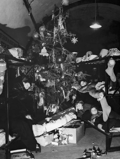 PICS: Surviving Christmas during World War II