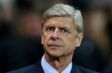 Wenger defends his players, jokes about signing Messi