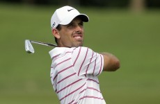 Schwartzel takes firm grip in Alfred Dunhill