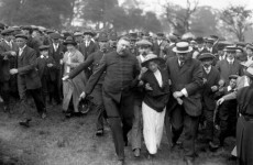 Pics, video: Suffragette movement 100 years ago