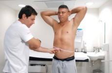 Brazil's Ronaldo loses 17 kilos in reality show
