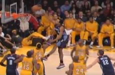 VIDEO: This Bobcats dunk is so good, even the Lakers bench went a little crazy