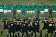 I was there… for Ireland's brutal tour of New Zealand